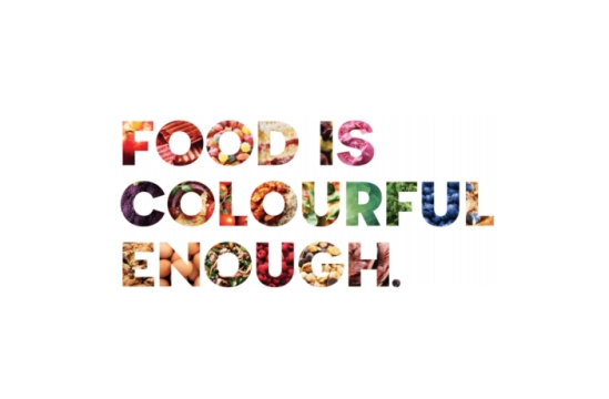 Is Food Colourful Enough? President's Choice Thinks So