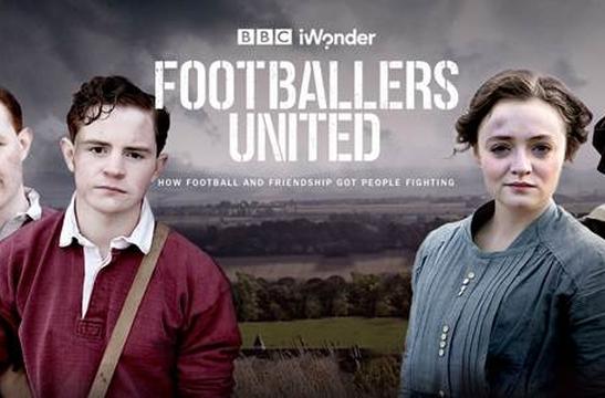 Somethin' Else & BBC Launch New Interactive Drama 'Footballers United'