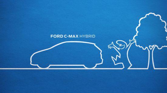 Team Detroit's Ford C-MAX Hybrid Launch