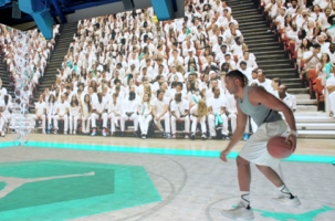 Put Yourself in Michael Jordan's Shoes with AKQA SF's Immersive Experience