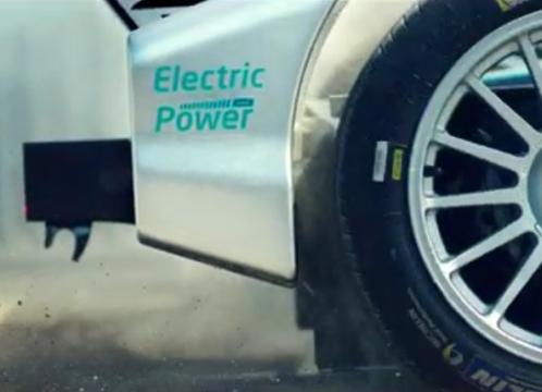 Great Guns & Dare Partner for Ultra High Speed Formula E Spot