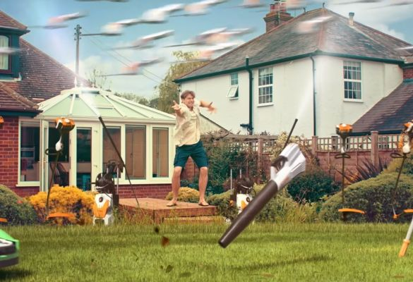 Disney's Fantasia Meets Gardening in Magical New Spot for STIHL