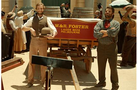 Foster's Celebrates 1888 as Vintage Year for Beer