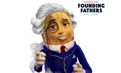 TBWA Thanks the Founding Fathers of Today for Mr. Peanut