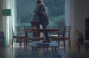 Powerful New Fairy Film Urges Parents & Kids to #NeverStopHugging