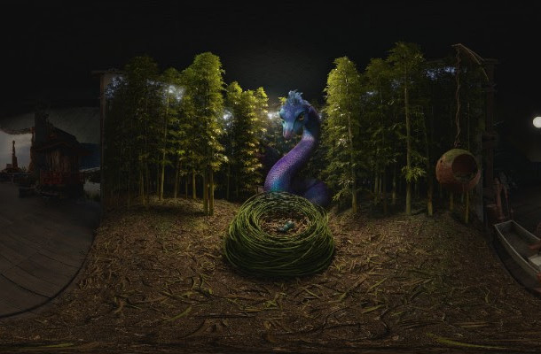 Framestore Evolves the VR World of 'Fantastic Beasts and Where to Find Them'