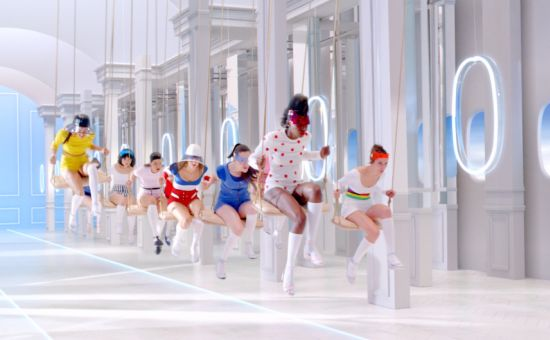 Air France Swings with Style in New Campaign from BETC Paris