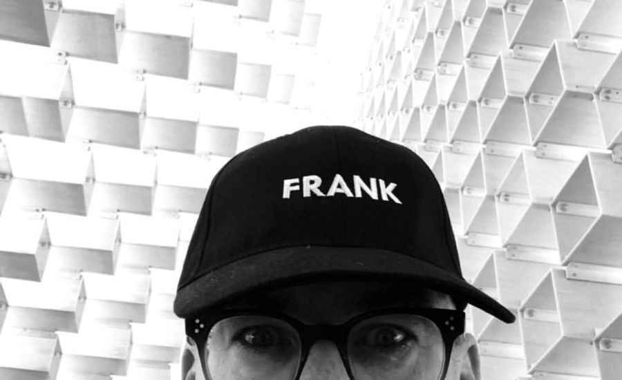 Ian Robertson Signs to FRANK Content