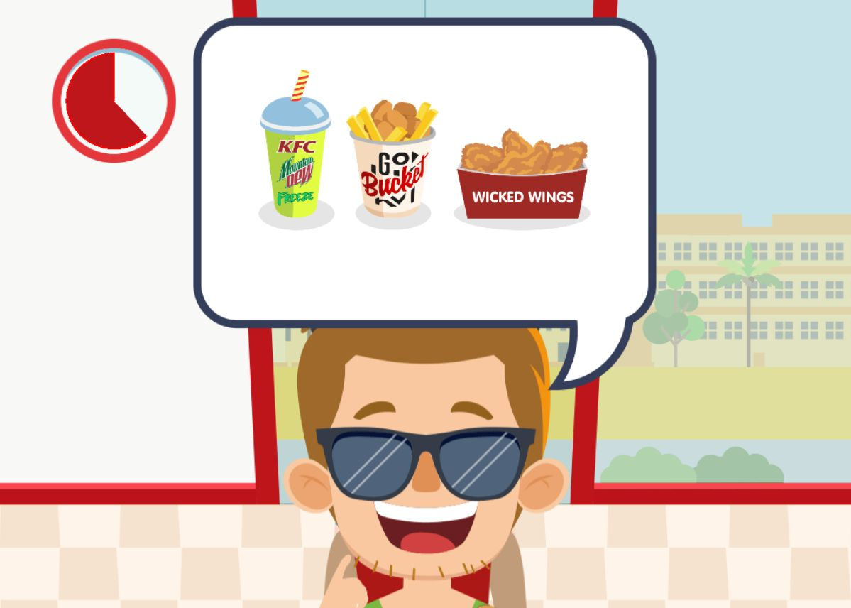 Ogilvy Australia Unleashes Freeze Frenzy Snapchat Game for KFC