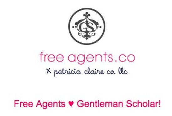 Gentleman Scholar Signs Talent Agency Free Agents