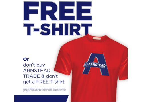 Make The Smart Choice With Initials' New Armstead Trade Campaign