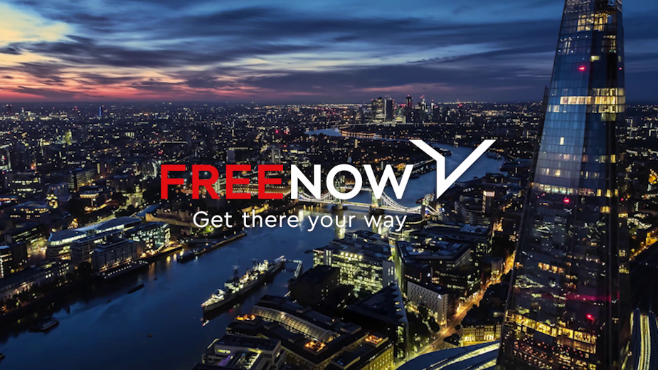 Free Now Commits to Making all Taxis and PHVS on Platform Electric in UK Market by 2025