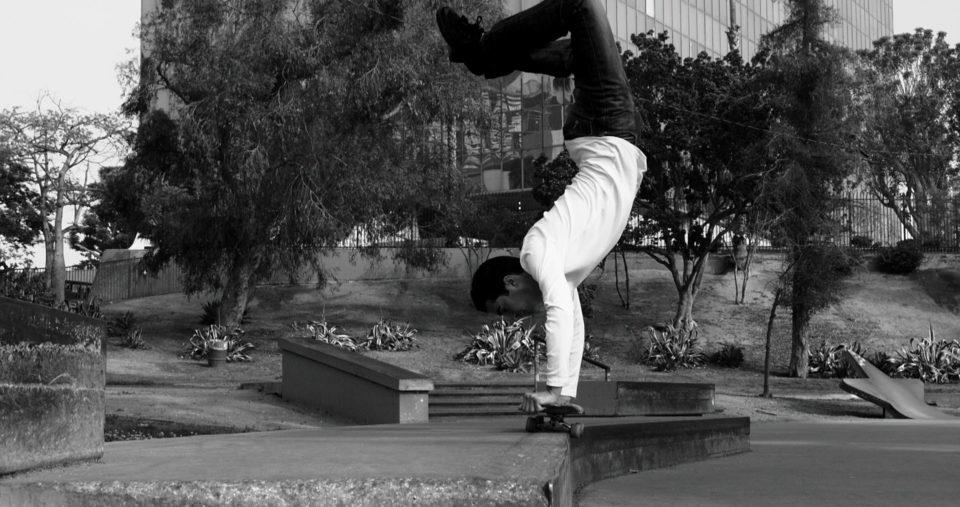 RSA's Brett Foraker Directs Breathtaking Skate Film