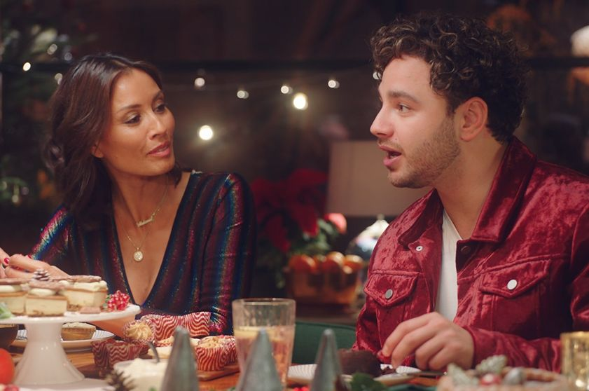ITV Stars Reveal Their Festive Traditions in the Tesco Christmas Campaign
