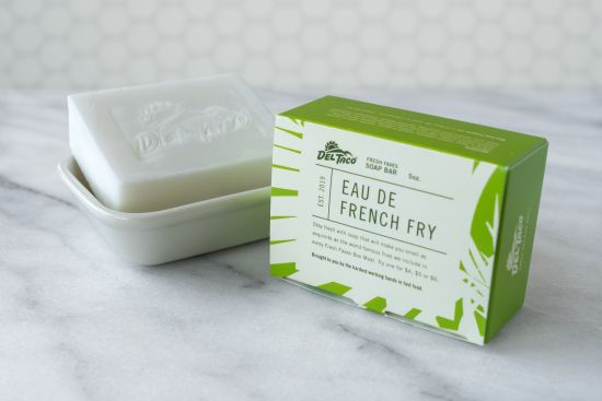 Del Taco Freshens Fans Up with French Fry-Scented Soap