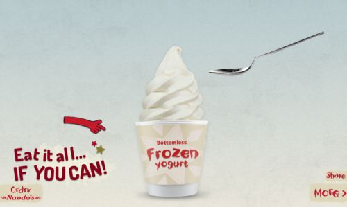 Nandos Wastes Time Through the Web With New Campaign