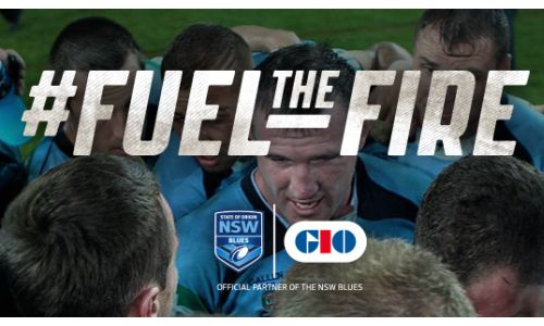 Leo Burnett Fans the Flames of Rugby Rivalry For GIO