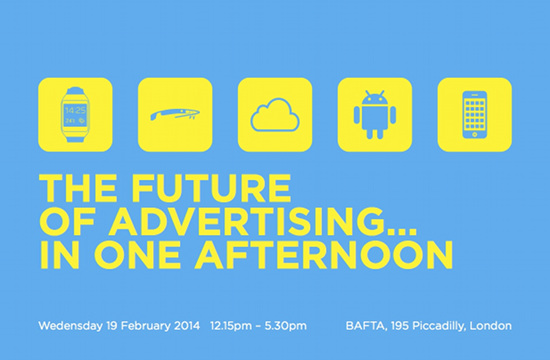 The Future of Advertising… In One Afternoon