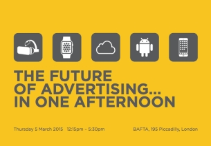 See the Future of Advertising...In One Afternoon
