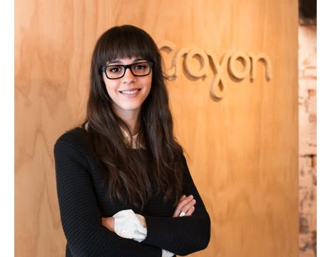 Crayon Welcomes Gabrielle Russo as Executive Producer