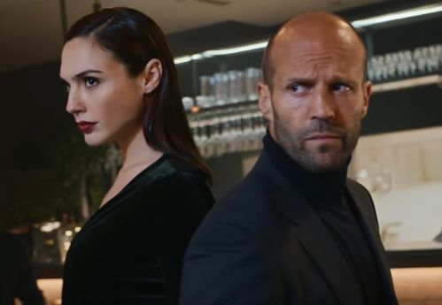 Jason Statham and Gal Gadot Enter the Fray in  Wix's Super Bowl Ad