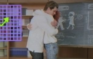 Andrew Garfield Awkwardly Hugs it Out in This Hilarious '90s Inspired PSA