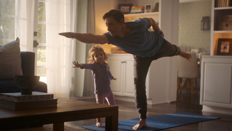 Mind and Body Unite in Campaign from Garmin