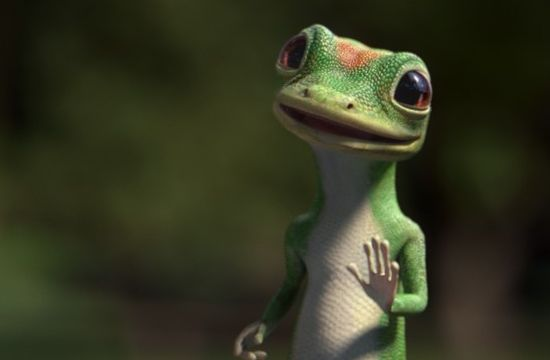 GEICO 'Laughing Fit'