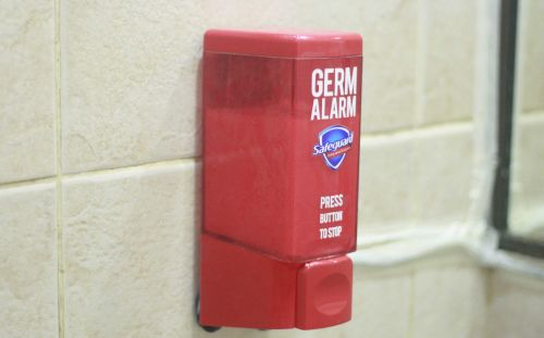 Better Wash Your Hands, Or You'll Set Off 'The Germ Alarm'