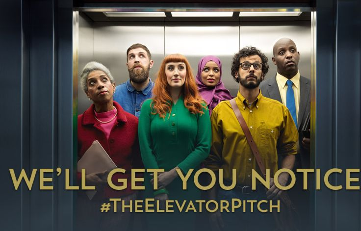 VCCP Helps You Get Interview Ready with #TheElevatorPitch Campaign for Totaljobs