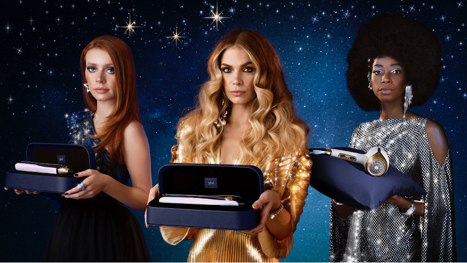 ghd Re-Tells World's Oldest Christmas Story to Launch 2020 Holiday Collection