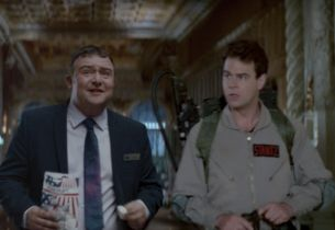 """""""We Got One!"""": Ghostbusters Go Contactless In Latest Halifax TV Ad"""