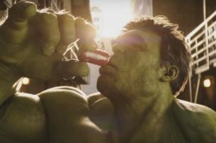 It's Hulk vs Ant-Man in Coca-Cola's Marvellous Super Bowl Spot