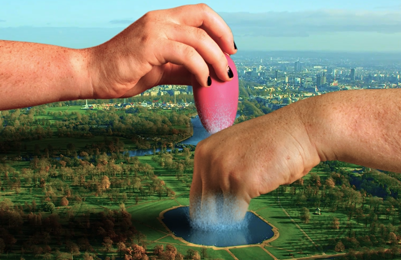 Fingers Pleasure the World in Promo with an Important Message