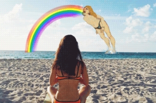 W+K Amsterdam & Booking.com Give Summer Photos a GIF-tastic Makeover