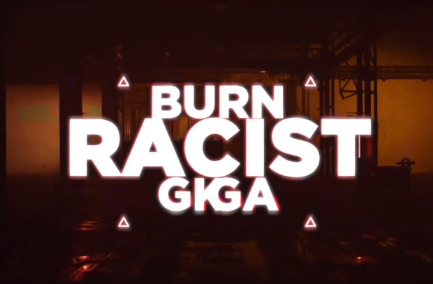 Rolling Stone Italy Kicks Racists Offline with 'Burn Racist Gigs' Campaign