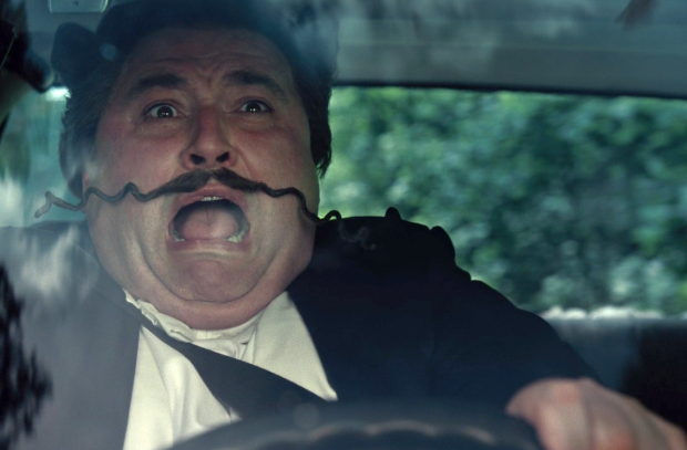 Gio Compario Gets Put through the Wringer in Opera-Less Ad for GoCompare