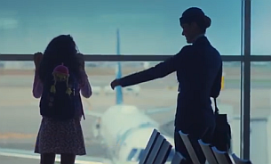 Isobar's Initiative for Airline Azul Linhas Aéreas Inspires Girls to Become Pilots