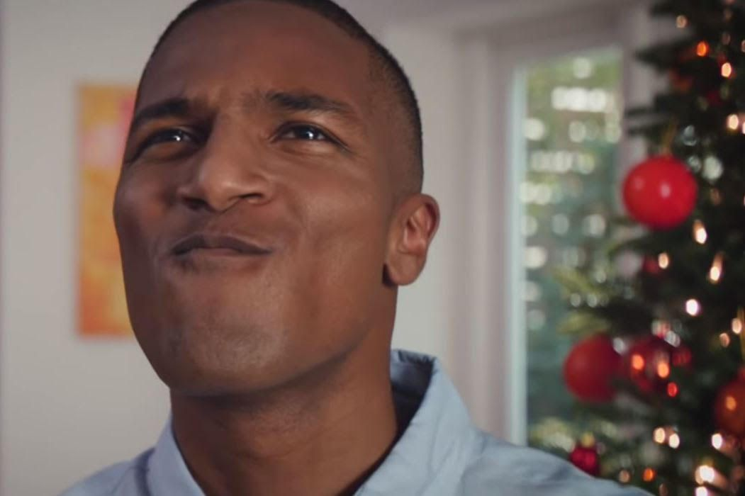 Hungry Man's Ric Cantor and Debenhams Champion Thoughtful Gift Givers on Christmas