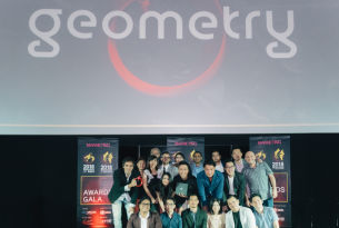 Geometry Wins Network of the Year at 2018 Dragons of Asia for 3rd Year in a Row