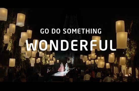 Intel: Go Do Something Wonderful