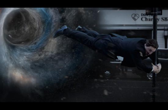 Stephen Hawking Stars in Go Compare Ad