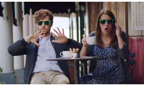 Gocompare.com Has It's Own 'Oculus Thrift' in New Spot by Fold7