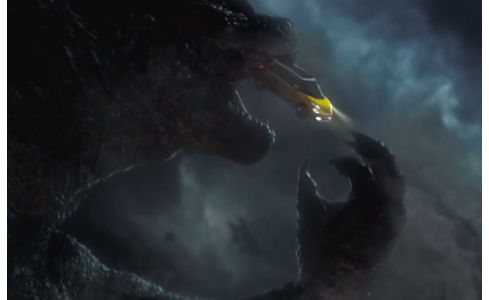 Godzilla Bites Off More Than He Can Chew In This FIAT Ad