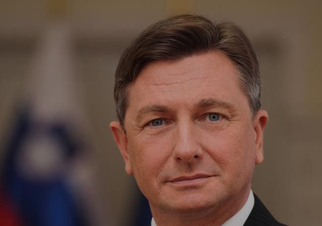 President of Slovenia Borut Pahor Announced as Patron of Golden Drum Festival