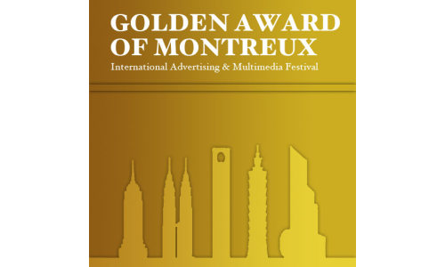 BBDO New York Wins 6 Medals At The Golden Award of Montreux