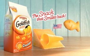 Y&R Asia Helps Goldfish Crackers Make a Splash in Hong Kong