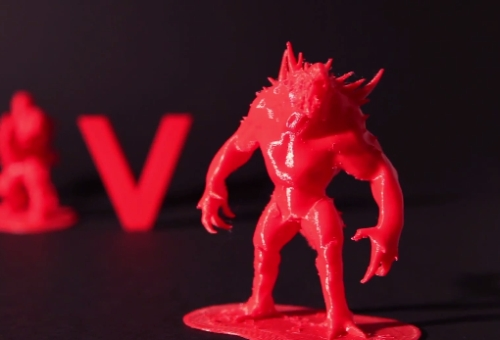 How You Can 3-D Print Your Own Monsters From 'Evolve'