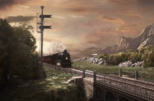 TBWA\Paris' Wonderfully Animated Tribute to 300 Years of Martell Cognac