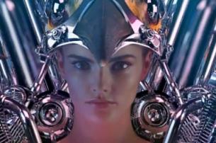 River Island Brings Google Cardboard to Fashion Week with Striking Film